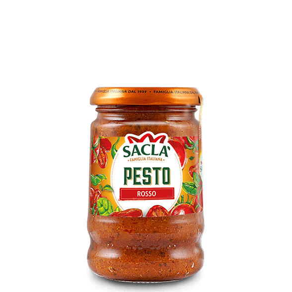 Aurinkokuivattu tomaatti pesto (190g)
