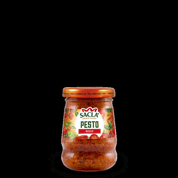 Aurinkokuivattu tomaatti pesto (90g)